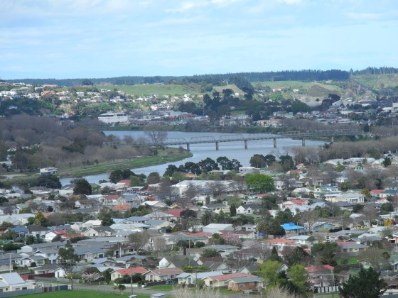 An awa runs through my life (the Whanganui River)